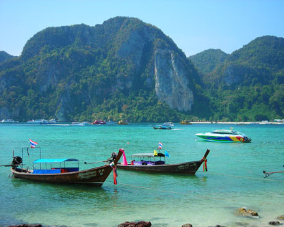 Thailand Boat Tours