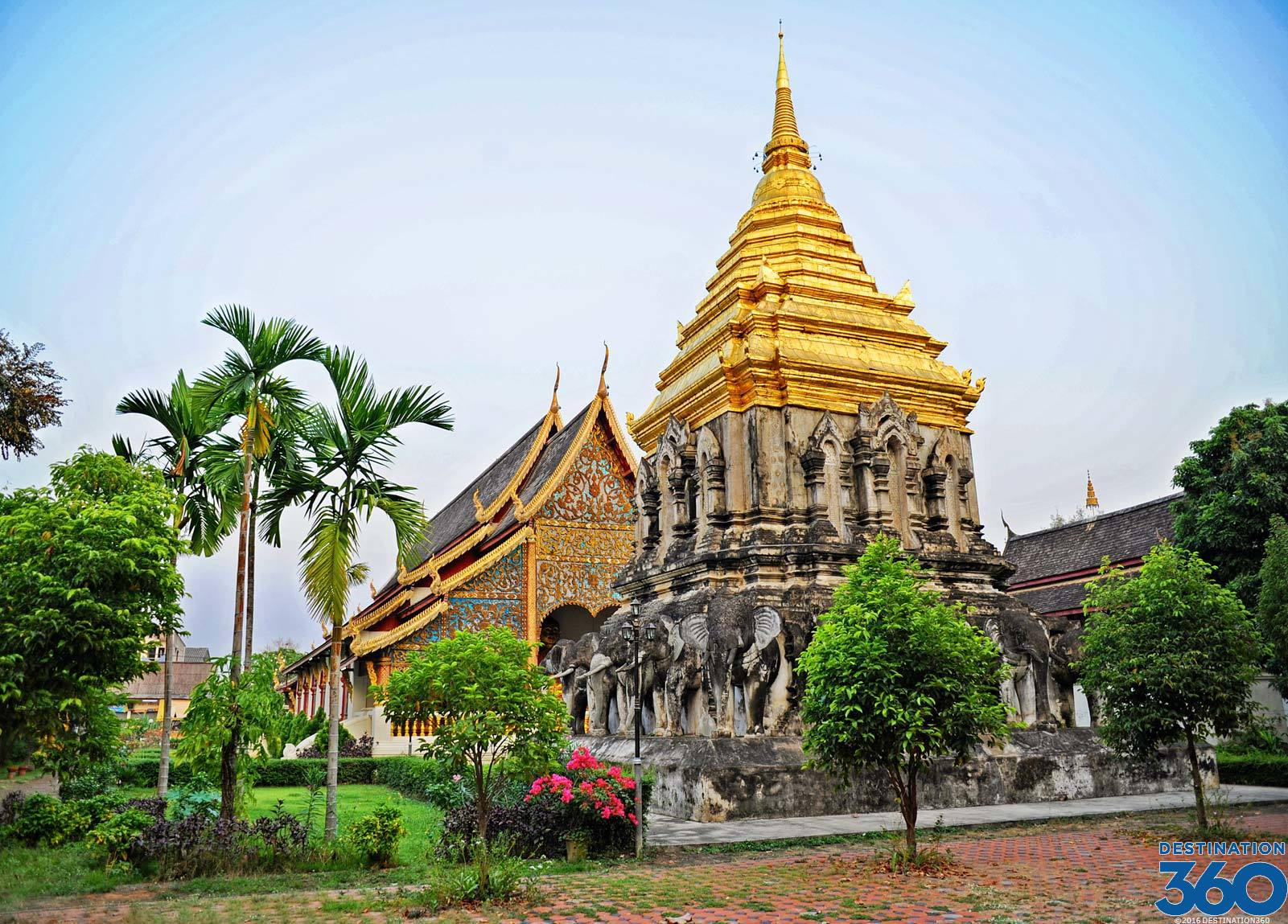 Chiang Mai Virtual Tour