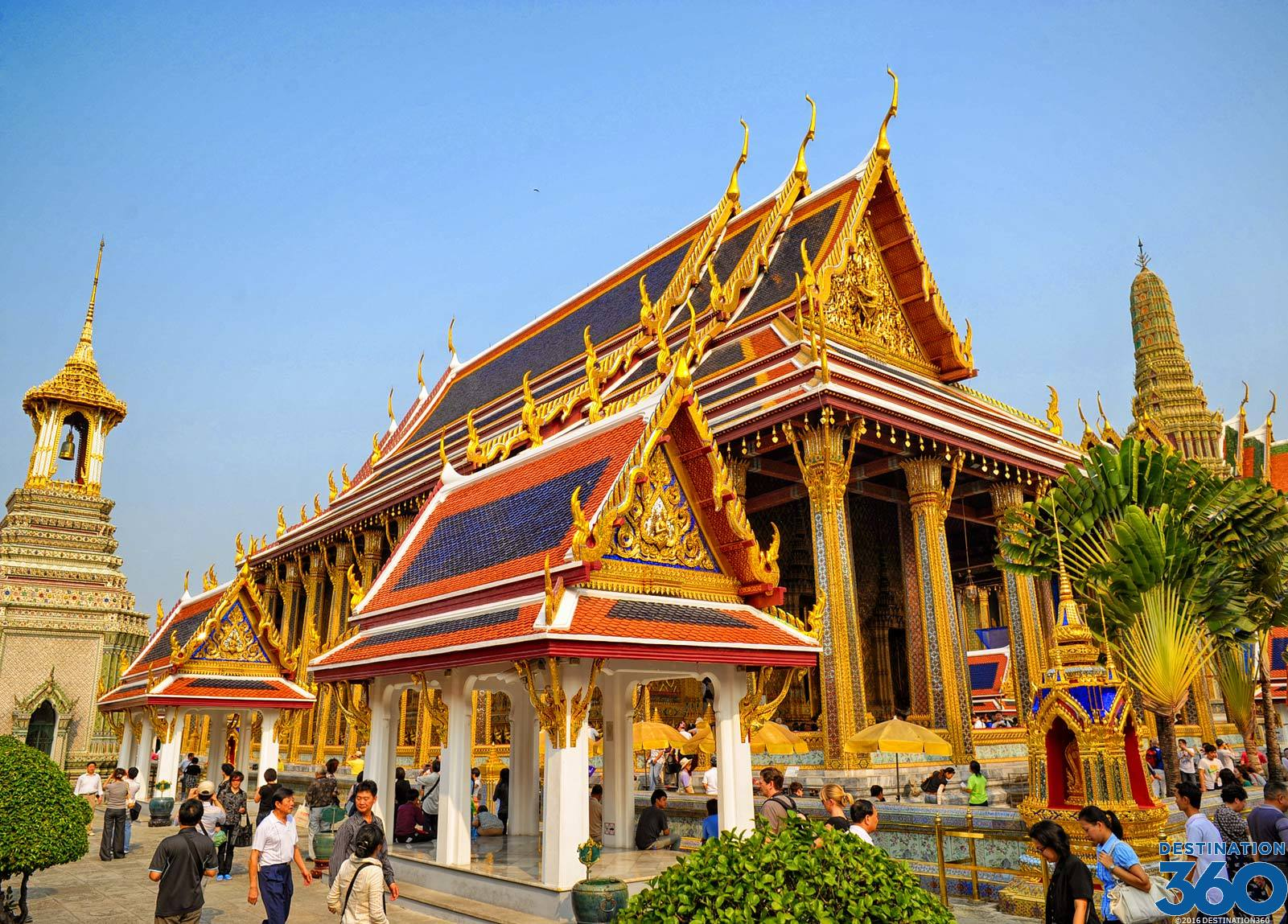 Grand Palace Virtual Tour