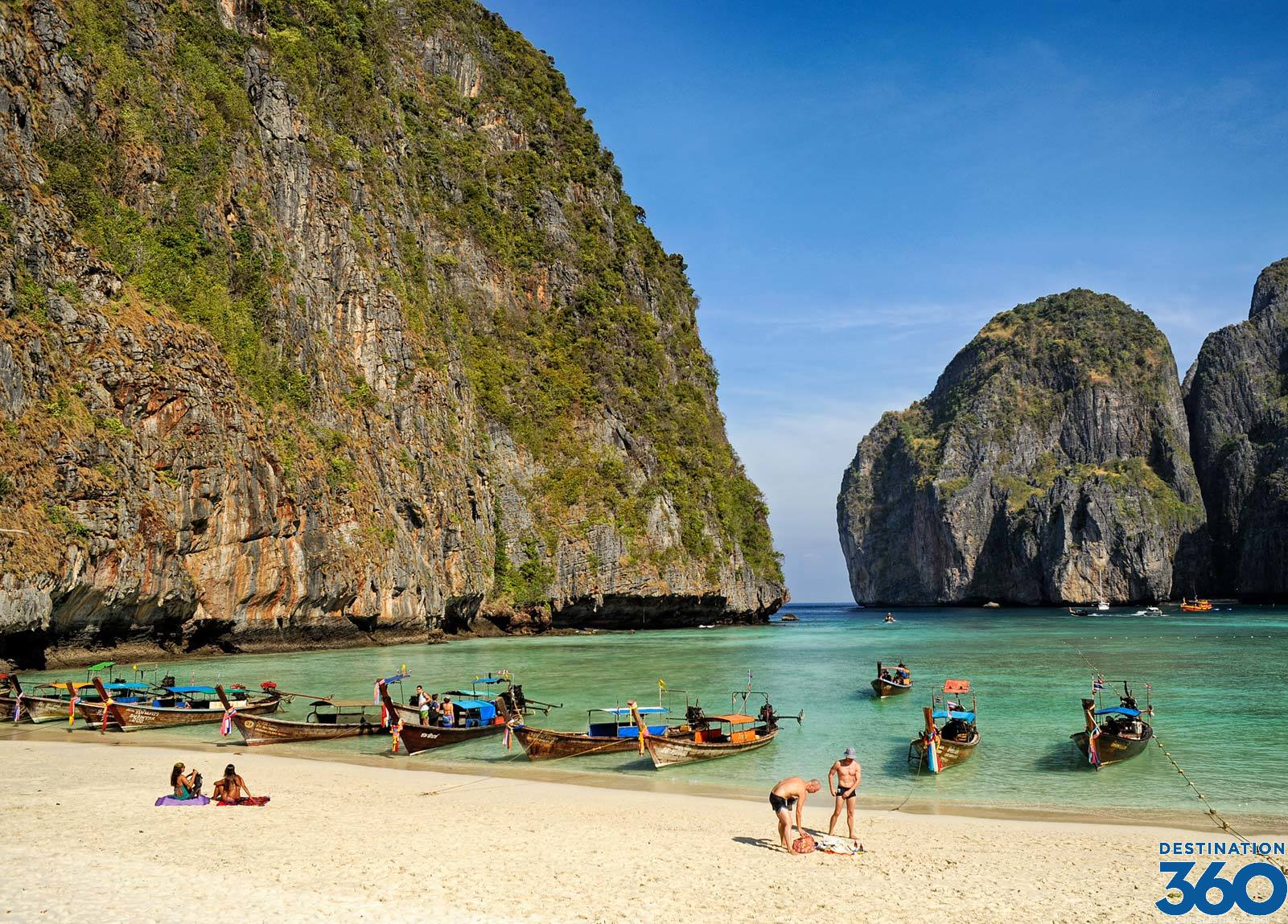 Koh Phi Phi Virtual Tour