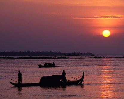 Naga Fireballs Mekong River Fireballs In Thailand