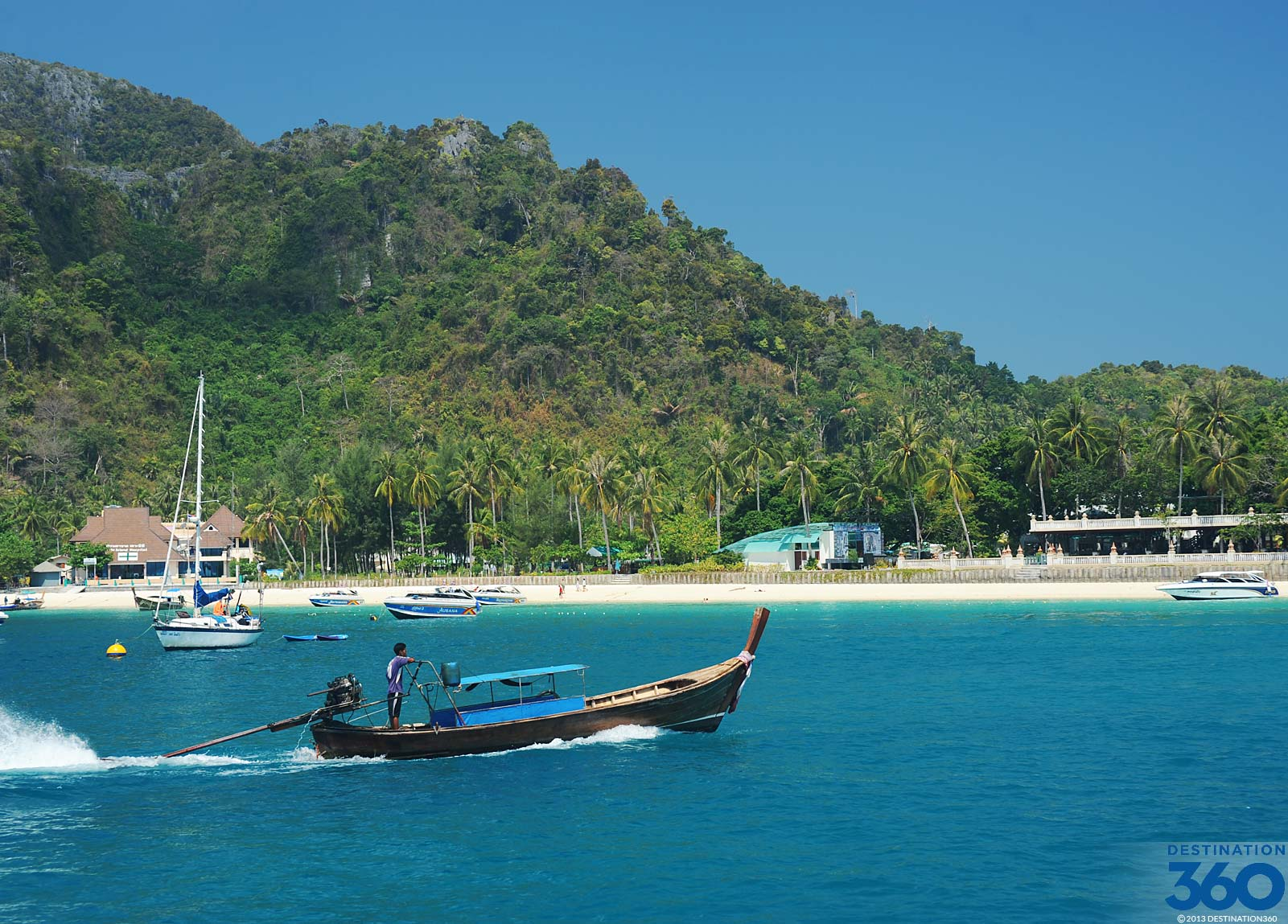Phi Phi Islands Virtual Tour