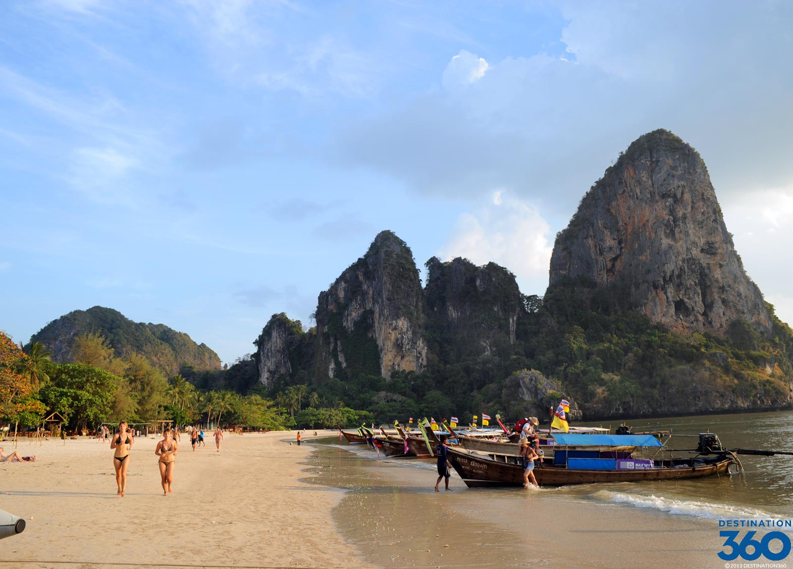 Railay Beach Virtual Tour