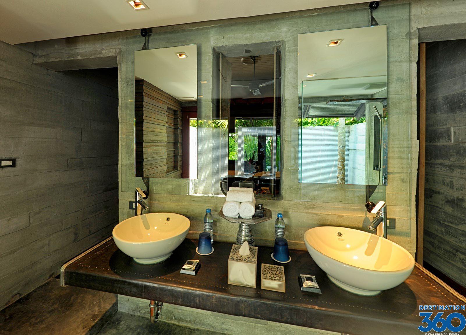 slate phuket resort bathroom