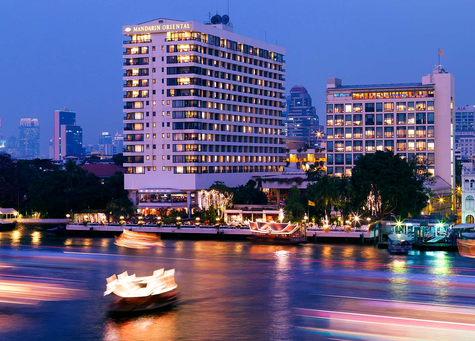 Thailand Luxury Hotels