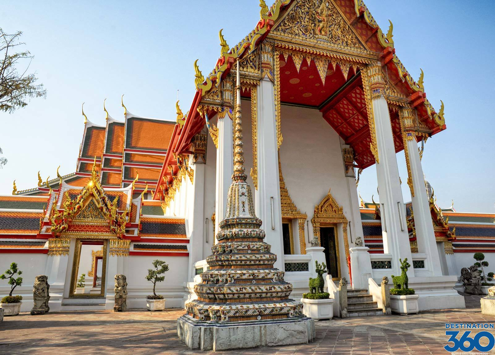Temples In Thailand Bangkok Temple Thailand Buddhist