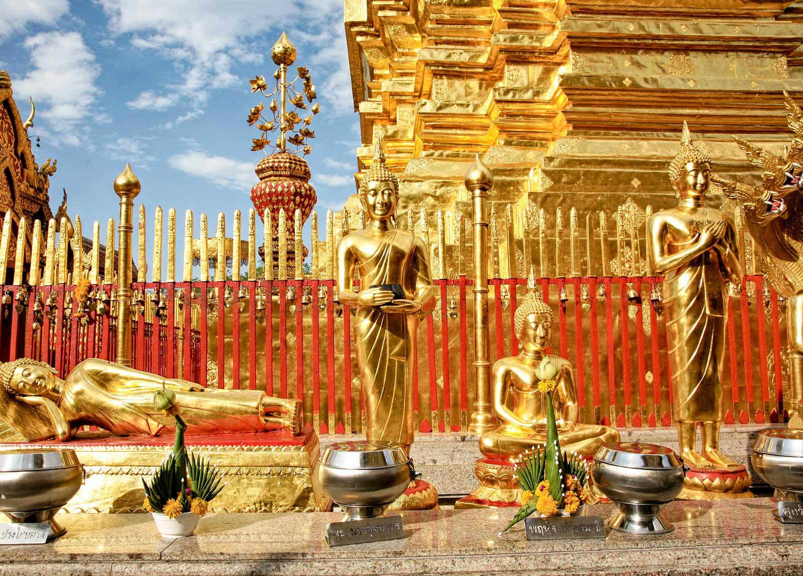 Wat Doi Suthep Chiang Mai Temple