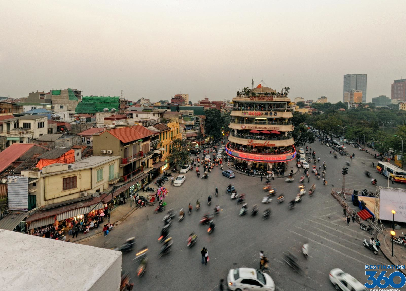 Hanoi Virtual Tour