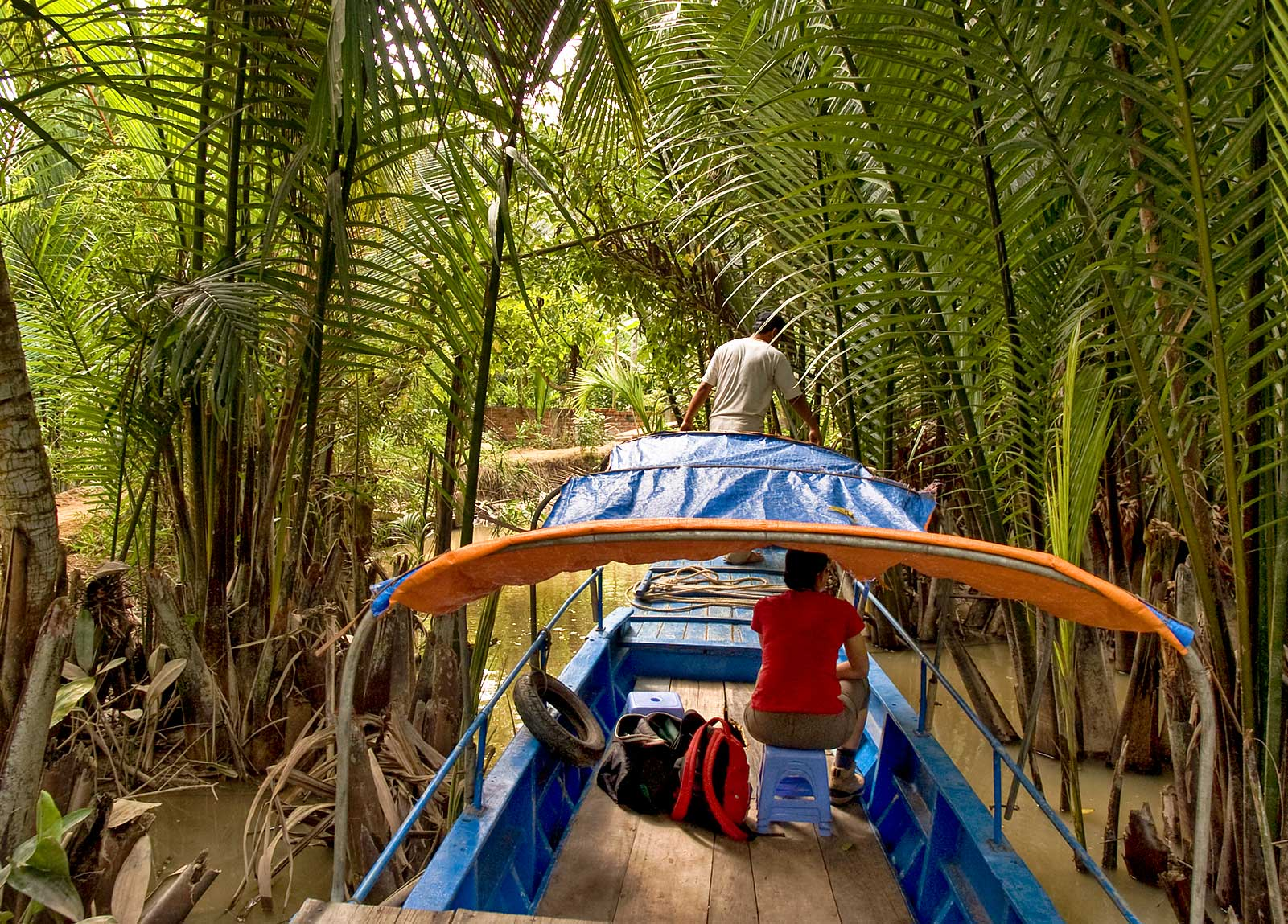 Mekong delta tours range from luxury mekong boat tours and cruises to