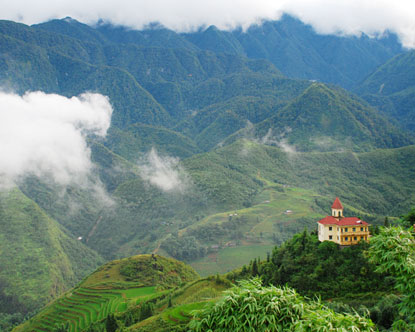 Vietnam Mountains