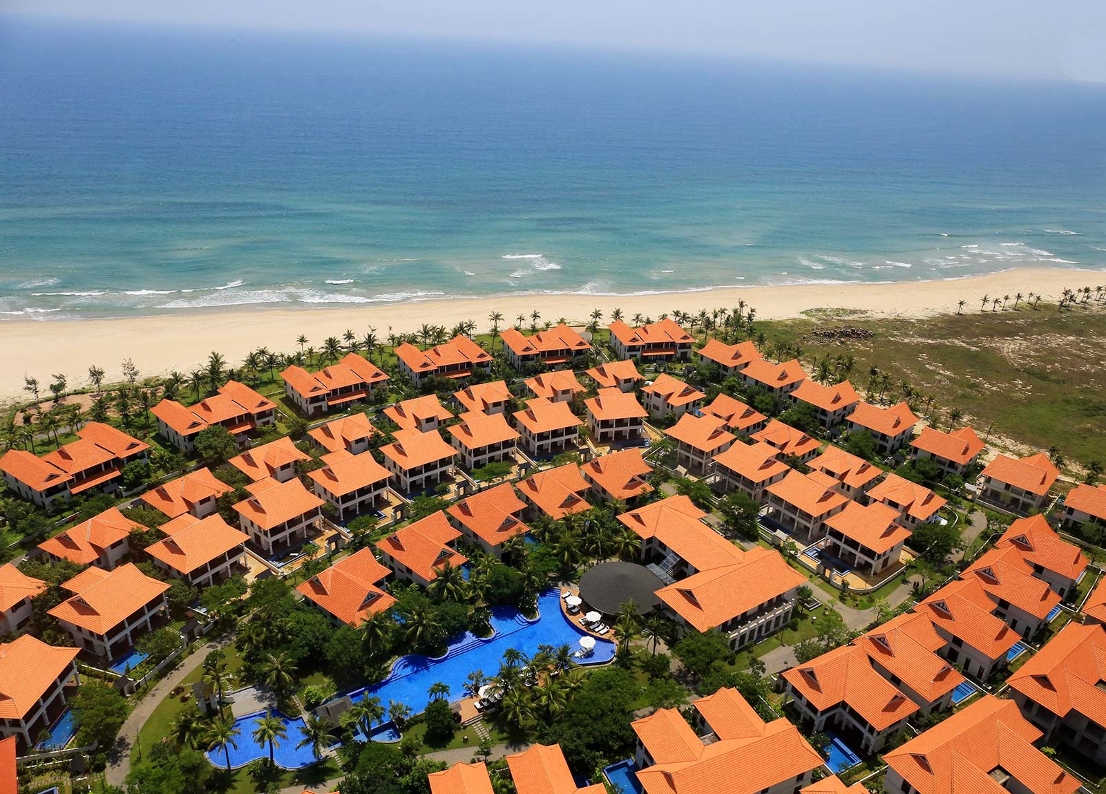 Vietnam Beach Resorts Vietnamese Luxury Beachfront Lodging