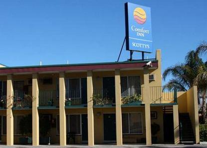 Comfort Inn Scotty''S
