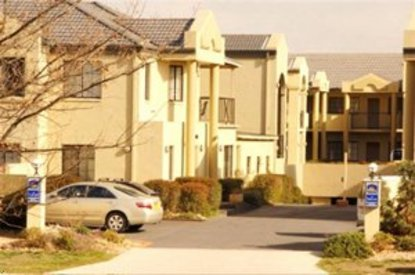 Best Western Parklands Apartment Hotel