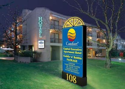 Comfort Inn And Suites Capital Executive Canberra