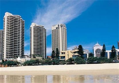 Courtyard By Marriott Surfers Paradise