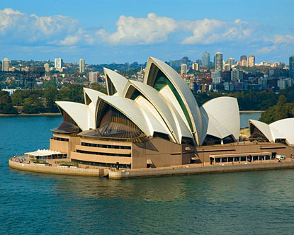 Suggested Itinerary Australia