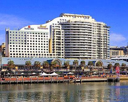 Sydney casino hotel