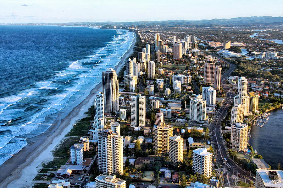 gold coast australia pictures. Gold Coast Australia is
