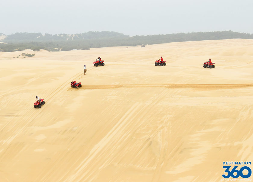 Port Stephens ATV Tour