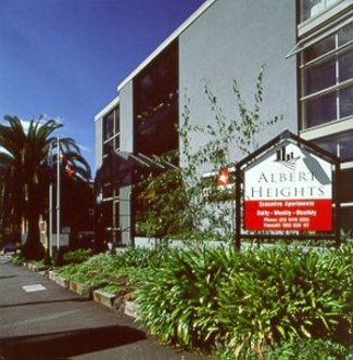 Albert Heights Executive Apartments