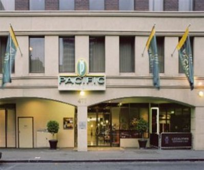 Pacific International Suites   Melbourne