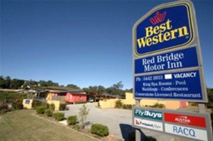 Best Western Red Bridge Motor Inn