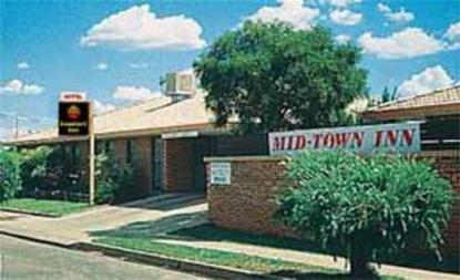 Comfort Inn Mid Town