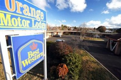 Best Western Orange Motor Lodge
