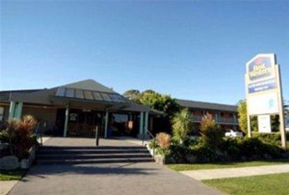 Best Western Macquarie Barracks Motor Inn