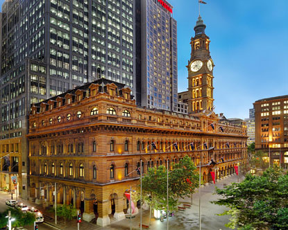 5 Star Hotels in Sydney Australia