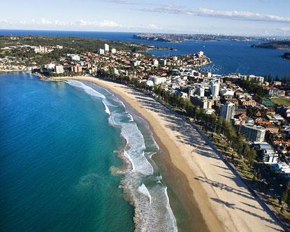 Hotels Manly Beach Australia