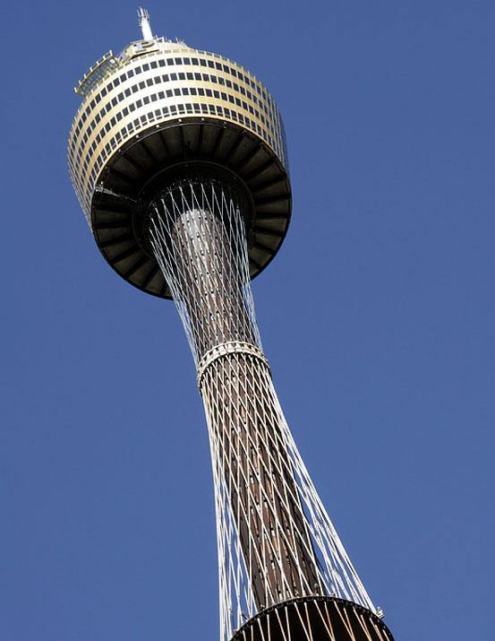 Sydney Tower - Sydney Tower Restaurant