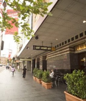 Pacific International Hotel   Sydney