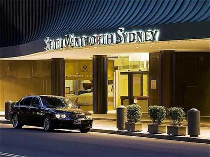Sofitel Wentworth Sydney