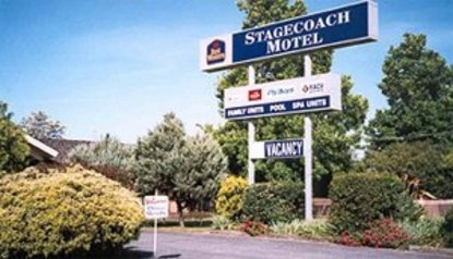 Best Western Stagecoach Motel