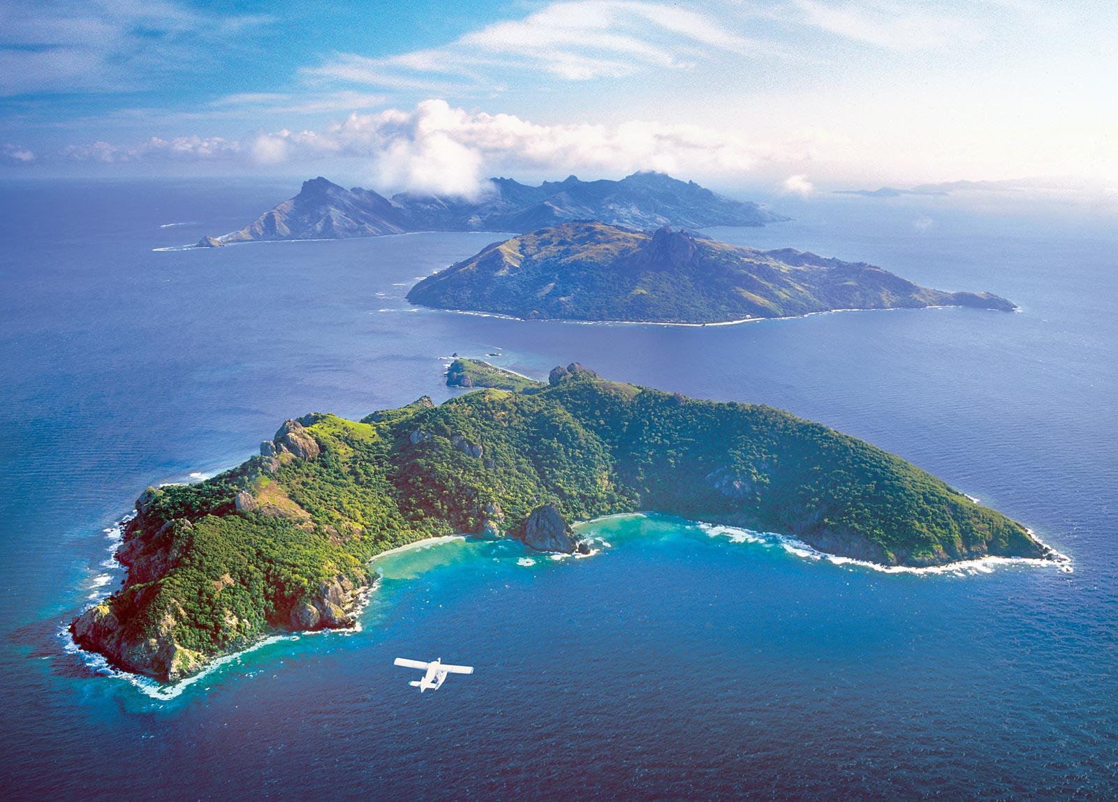Islands South West Pacific