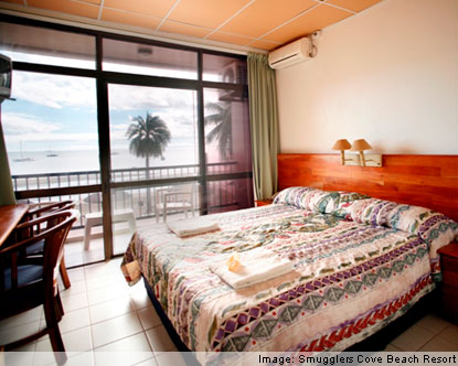 Fiji Hostels Cheap Hostels In Fiji