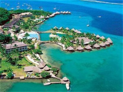 Intercontinental Tahiti Resort Papeete Deals See Hotel