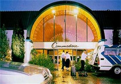 Copthorne Commodore Airport