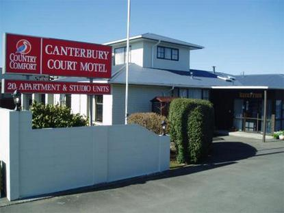 Country Comfort Canterbury Court Motel