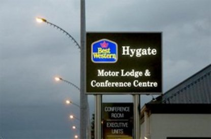 Best Western Hygate Motor Lodge