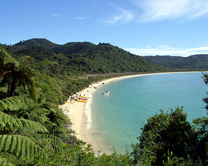 New Zealand Beaches Best Beaches In New Zealand