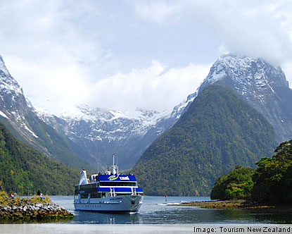 New Zealand Cruises Best Cruises From New Zealand