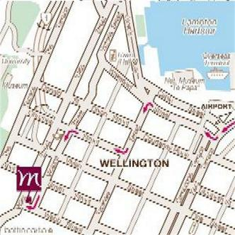 Mercure Willis St Wellington