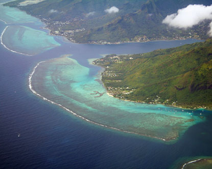 Tahiti Flights