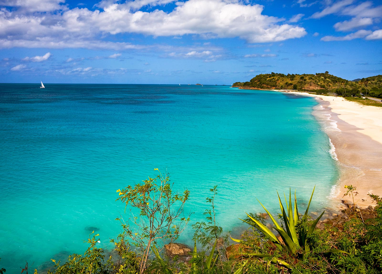 Best places to snorkel in antigua