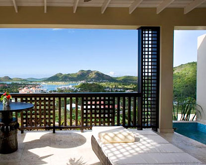 Antigua Luxury Hotels
