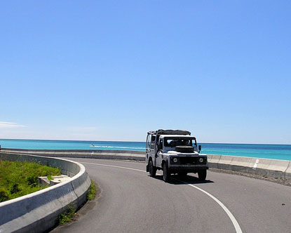 Antigua Car Rental