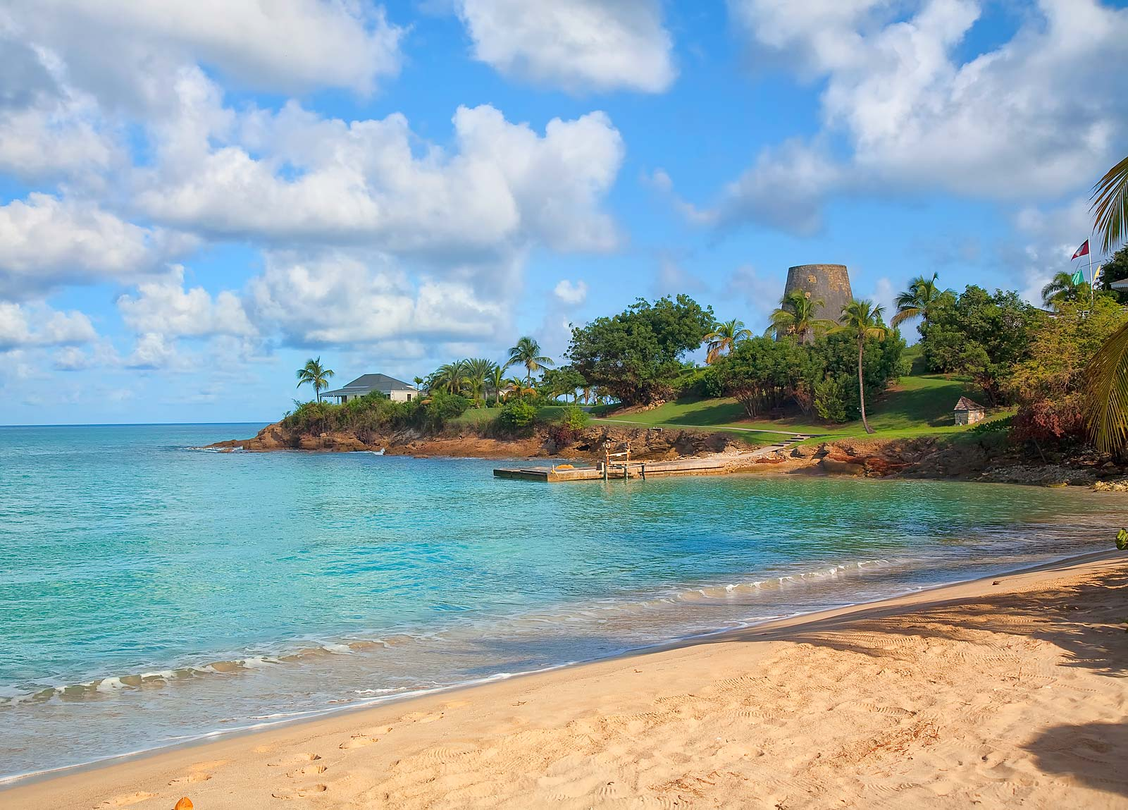 All Inclusive Antigua Beach Resorts Vacation Packages In