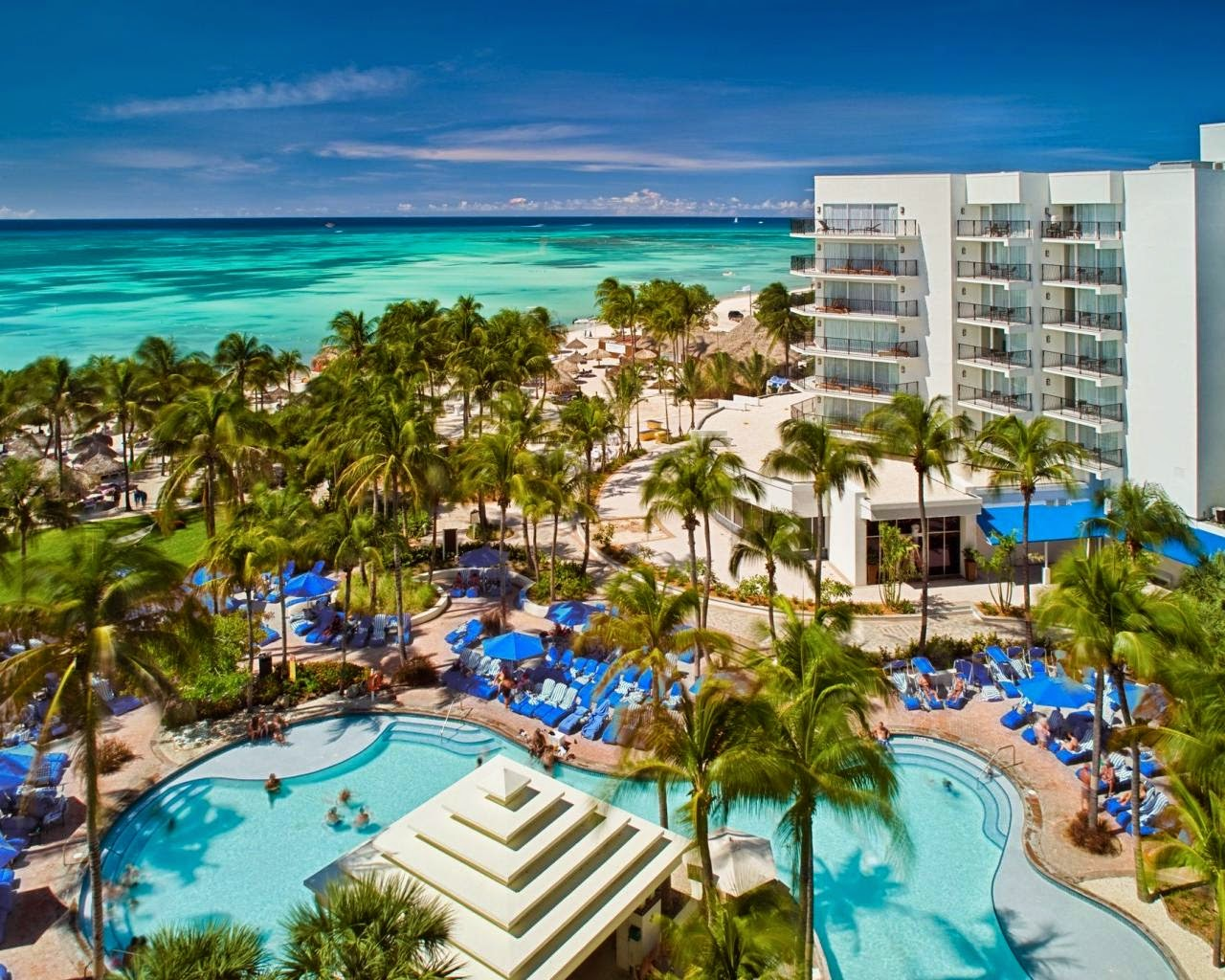 aruba marriott resort and stellaris casino, aruba deals - see